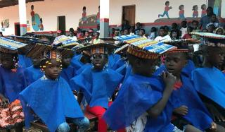 Avanços na educação – Guiné-Bissau
